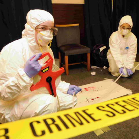 Crime/Trauma Scene Clean-up